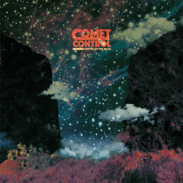 Comet Control - Center of the Maze