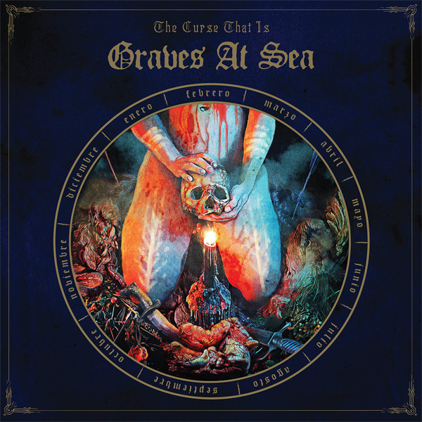 Graves a Sea - The Curse That Is
