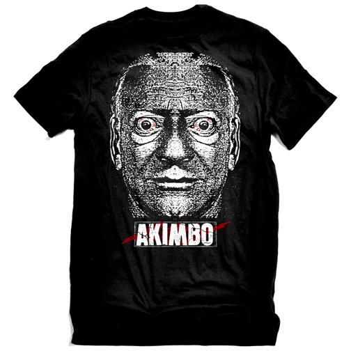 Akimbo - Eat Beer, Shit Riffs Front