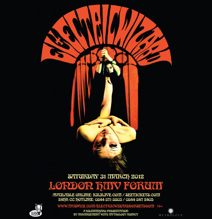 Gig Posters – Electric Wizard