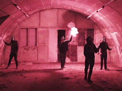 DZ Deathrays Instructional Video for Vandals